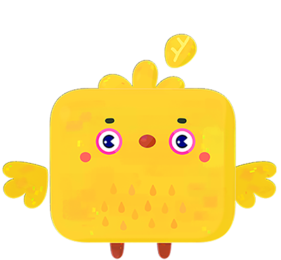 Yellow cubie from «Cubies»