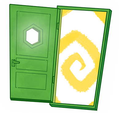 Anyway Door from «Cathy Quest»