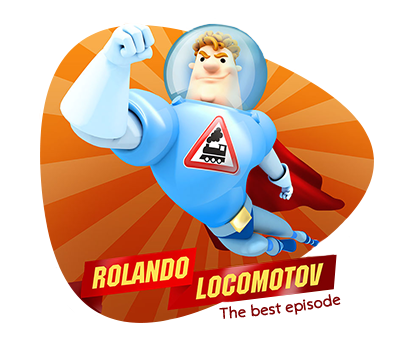 Rolando Locomotov new episode