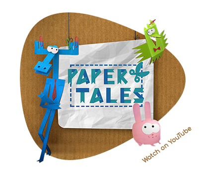 'PaperTales' animation series